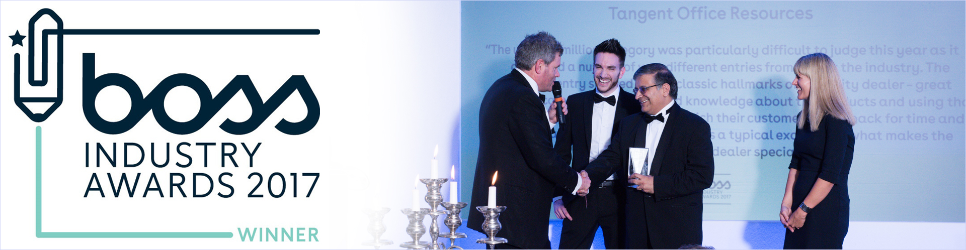 Tangent Award